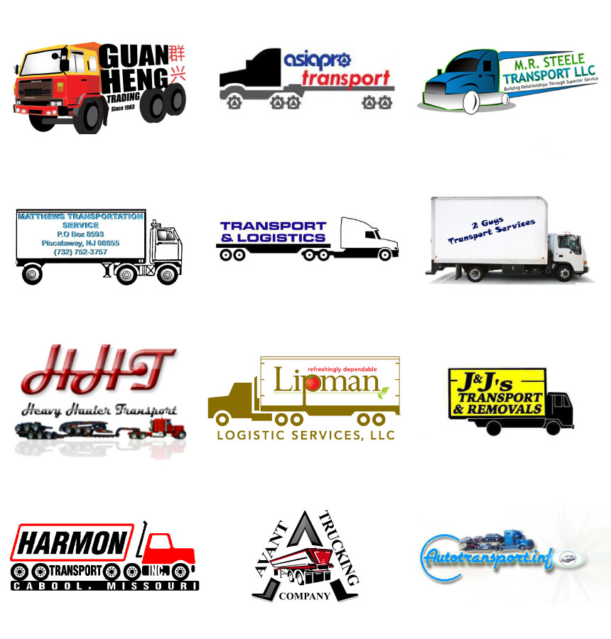 Truck Logo Design  23 Free amp Premium Download