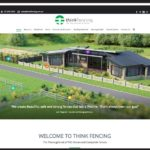 Think Fencing Website