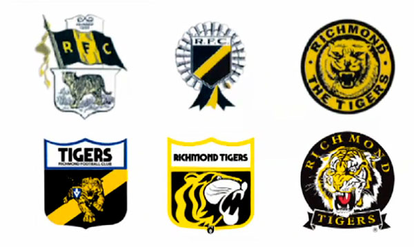 richmond football club logo launch 2011