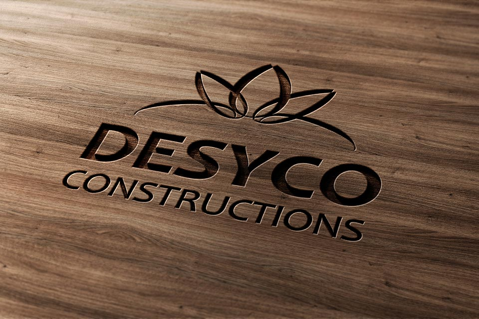 Desyco-Carved-Logo