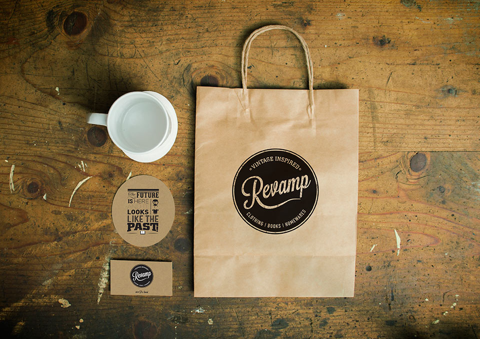 Revamp-bag-card-and-coaster