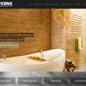 Trevena-Website