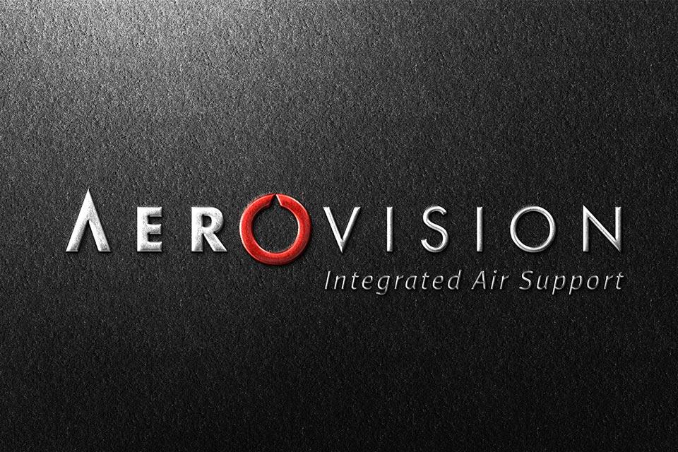 AeroVision-hot-foil-logo