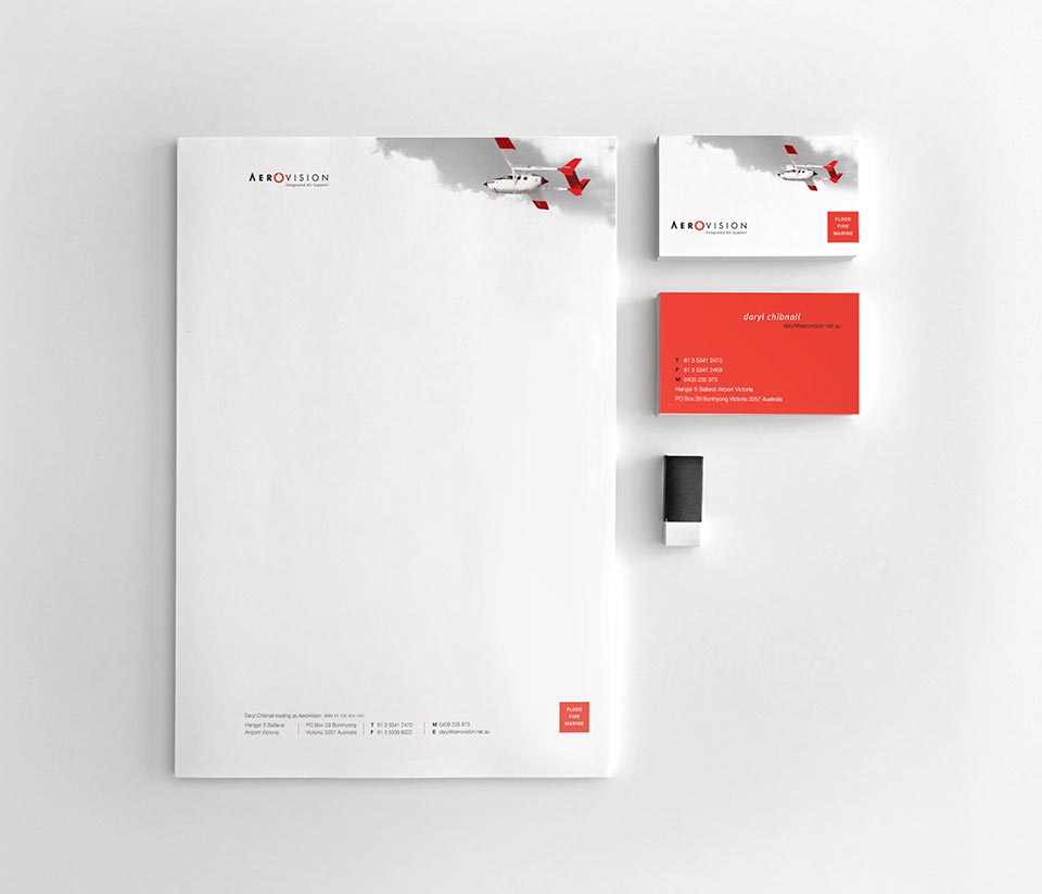 AeroVision-stationery