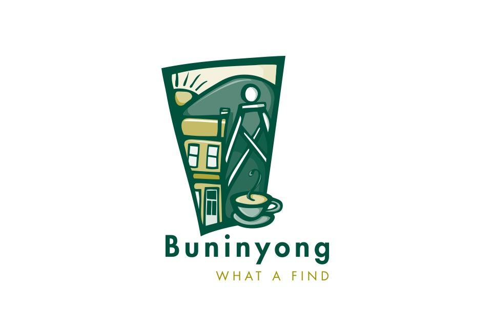 Buninyong-town-logo