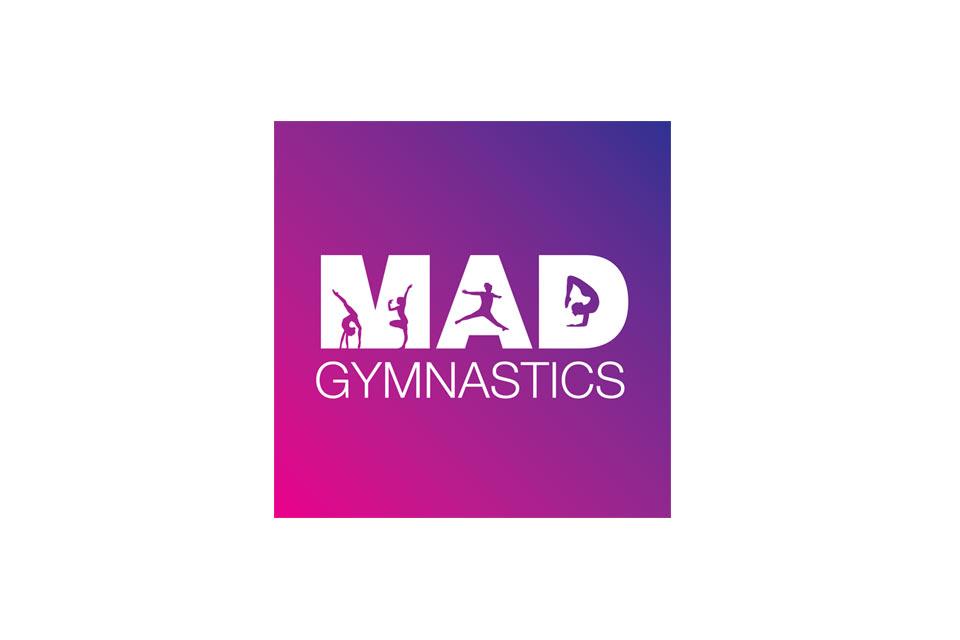 Branding Mad Gynmastics Logo