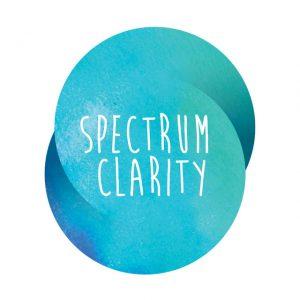 Branding Spectrum Clarity Logo