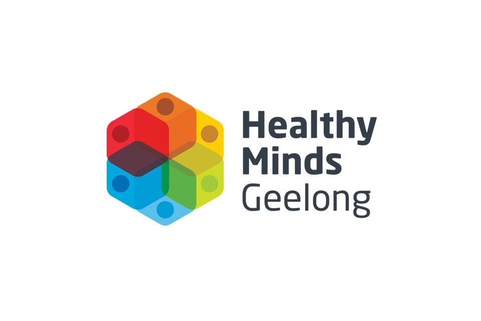 Branding Healthy Minds Logo