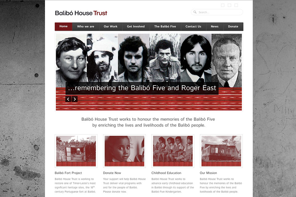 Balibo-House-website