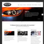 Balyang-Motors-website