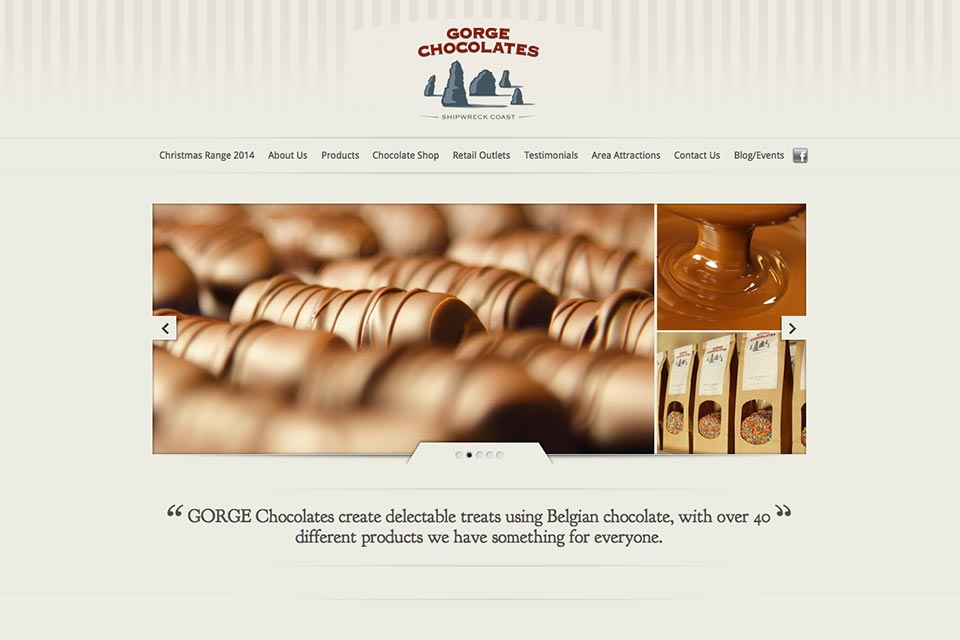 GORGE-Chocolates-website