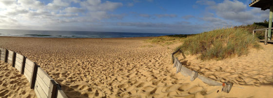 Lakes-Entrance-beach-panorama-2