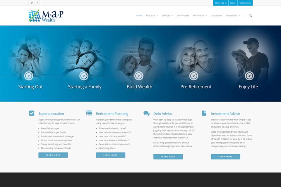 MAPWealth-website