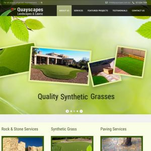 Quayscapes-website