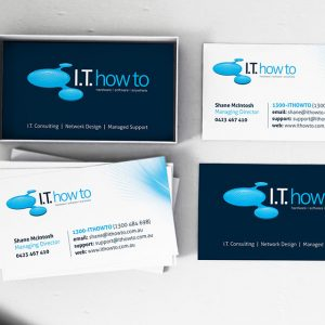 IT-how-to-business-cards