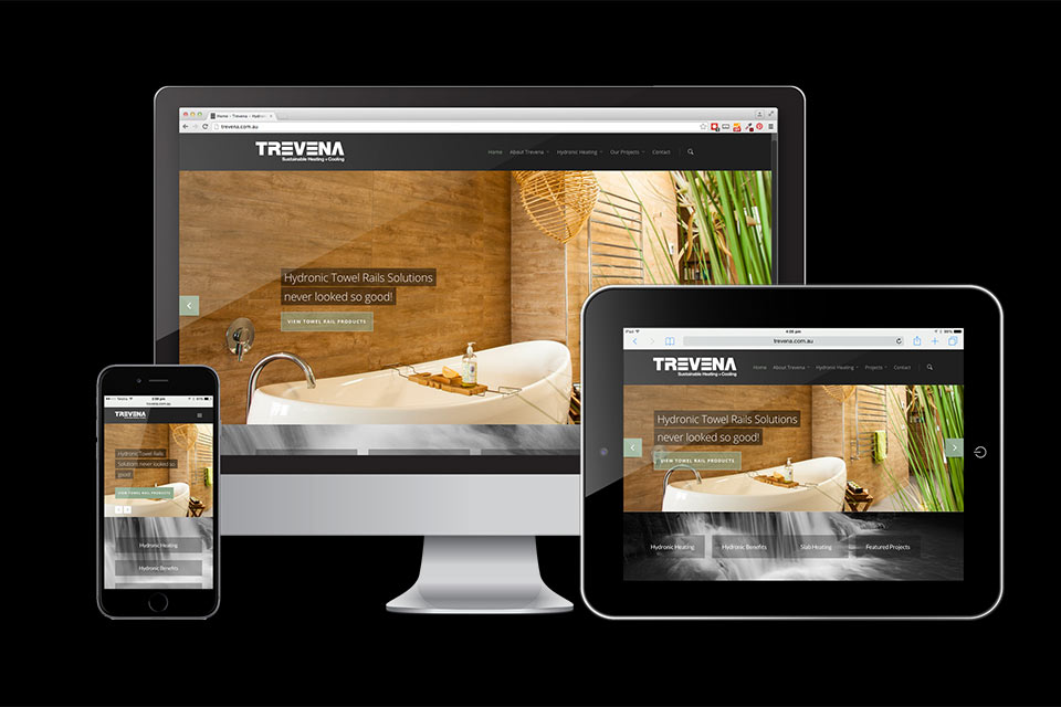 trevena-website-responsive