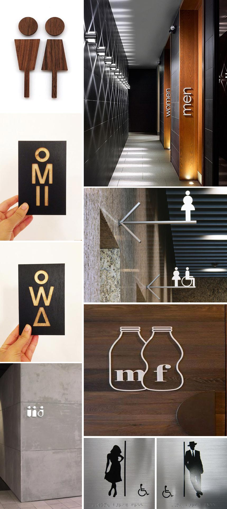 Stylish-Toilet-signs-brown-ink-Blog