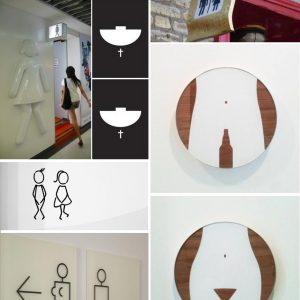 Toilet-signs--brown-ink-Blog