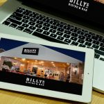 Billys Bistro & Bar Website Design Ballarat