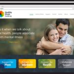 healthy-minds-geelong-website design Torquay