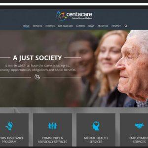 Centacare-Ballarat-WebDesign Ballarat