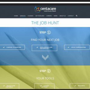 Centacare-Ballarat-Website Design Ballarat
