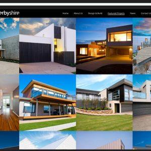 Derbyshire Home Web Design Torquay