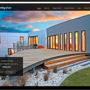 Derbyshire Home Web Design Geelong