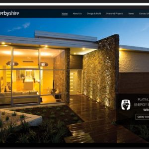 Derbyshire Home Web Design