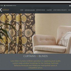 Lane Kellys Website Design Torquay
