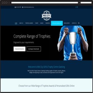Mid-City-Gifts-and-Trophies-website Design