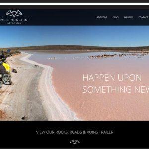 Mile-Munchin-Website-Design Torquay