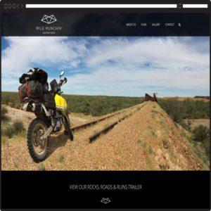 Mile-Munchin-Website-Design