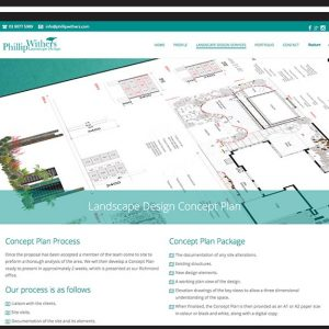Phillip Withers Web Design Torquay