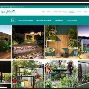 Phillip Withers Website Design Torquay