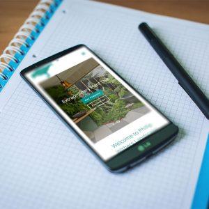 Phillip Withers responsive Website Design
